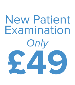 New Patient Examination - Only £49